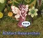 Artifact Researcher